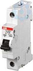 Выключатель автоматический модульный 1п C 25А 10кА S201P ABB 2CDS281001R0254 купить в интернет-магазине RS24