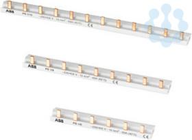 Разводка шинная 1ф PS1/28/16N Comp(PIN) 28мод. 80А нейт. ABB 2CDL210001R1628 купить в интернет-магазине RS24