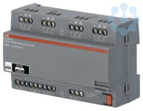 Активатор SA-M-8.8.1 релейный бинарный вход 8-кан. 6А ABB 2CDG510007R0011 купить в интернет-магазине RS24