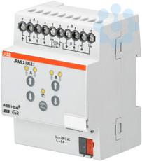 Активатор жалюзи 2-кан. с ручным упр. 230В JRA/S 2.230.2.1 ABB 2CDG110120R0011 купить в интернет-магазине RS24