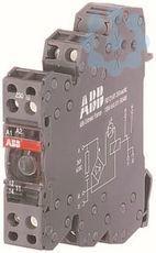 Оптрон OBROA2000 вход 24В DC выход 2А 10-230В AC пруж. зажимы ABB 1SNA645529R0000 купить в интернет-магазине RS24