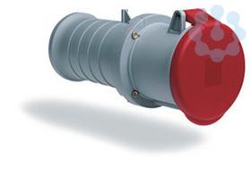 Розетка кабельная 263C4 63А 2P+E 4ч IP44 ABB 2CMA166838R1000 купить в интернет-магазине RS24