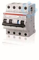 Выключатель автоматический дифференциального тока 4п B 16А 30мА тип A 6кА DS203NC ABB 2CSR256140R1165 купить в интернет-магазине RS24