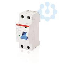 Выключатель дифференциального тока (УЗО) 2п 63А 30мА тип B F202 B-63/0.03 2мод. ABB 2CSF202592R1630 купить в интернет-магазине RS24