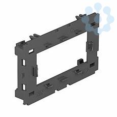 Рамка Modul45 монтажная 71MT2 45 полиамид свет. сер. OBO 6288576 купить в интернет-магазине RS24