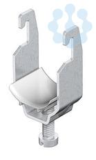 Скоба U-образная зажим. d52-58мм 2056U 58 ALU OBO 1184490 купить в интернет-магазине RS24