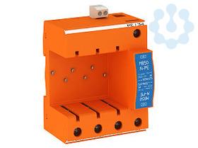 Основание УЗИП 3+NPE MB 50-3+NPE+FS OBO 5096677 купить в интернет-магазине RS24