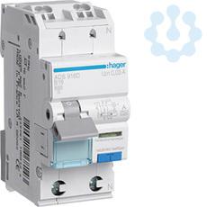 EPS_EG000020EC000905 - Kombination FI-Schalter/Leitungsschutzschalter