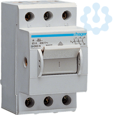 EPS_EG000062EC001545 - Schalter für Reiheneinbau