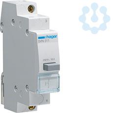 EPS_EG000062EC001546 - Taster für Reiheneinbau