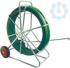 Устройство для протяжки кабеля POWER верт. с колесами 250м HAUPA 143254 купить в интернет-магазине RS24