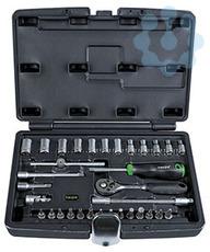 Набор ключей торцевых (33 предмета) HAUPA 110674 купить в интернет-магазине RS24