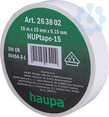Изолента ПВХ 25мм (рул.20м) бел. HAUPA 263864 купить в интернет-магазине RS24