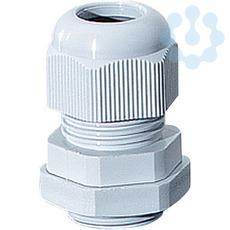 Сальник кабельный с контргайкой и разгрузкой натяжения 13-18мм IP65 сер. AKS 21 HENSEL 3600069 купить в интернет-магазине RS24