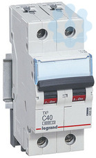 Выключатель автоматический модульный 2п Z 2А 25кА Leg 409908 купить в интернет-магазине RS24