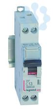 Выключатель автоматический модульный 2п (1P+N) C 13А 10кА DX3 Leg 407741 купить в интернет-магазине RS24