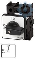 Выключатель 3P+1НО+1НЗ 32А перед. креп. P1-32/E/HI11 EATON 062609 купить в интернет-магазине RS24