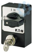 Механизм переключения с черной ручкой и ключом T3 SVA( )-SOND-SA( )-T3 EATON 231971