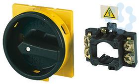 Комплект преобразования главных выключателей V/EA/SVB-SW-T5 N+PE для T5-/E-/Z черн. ручка EATON 045064