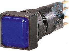 Индикатор световой плоский Q18LF-BL син. EATON 088270 купить в интернет-магазине RS24