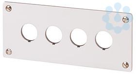 Лицевая панель для встроенного монтажа устанавливаемых элементов: 4 M22-E4 EATON 216545