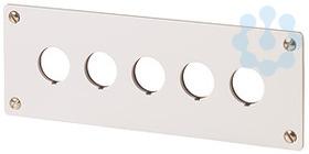 Лицевая панель для встроенного монтажа устанавливаемых элементов: 5 M22-E5 EATON 216546