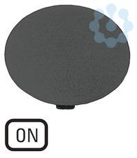 Шильдик кнопочный грибовидный ON M22-XDP-S-GB6 черн. EATON 218290 купить в интернет-магазине RS24