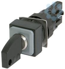 Переключатель с ключом 3 положения с фикс. Q18S3R-WS бел. EATON 046846 купить в интернет-магазине RS24
