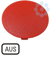 Шильдик кнопочный грибовидный OFF M22-XDP-R-D5 красн. EATON 218275 купить в интернет-магазине RS24