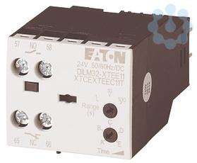 Таймер для DILM 24В AC/DC 005-1 c задержка выключения DILM32-XTED11-1(RA24) EATON 105210