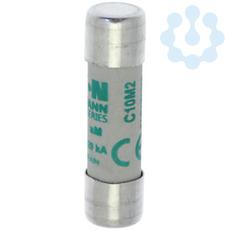 Предохранитель цилиндрический 10х38 2А AM 500В AC EATON C10M2 купить в интернет-магазине RS24