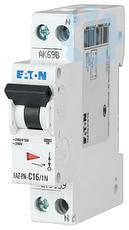 Выключатель автоматический модульный 2п (1P+N) B 16А 6кА FAZ-PN-B16/1N EATON 279149 купить в интернет-магазине RS24