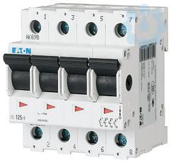 Выключатель нагрузки 4п 63А IS-63/4 EATON 276277 купить в интернет-магазине RS24