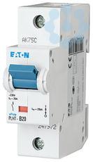 Выключатель автоматический модульный 1п B 20А 25кА PLHT-B20 EATON 247972 купить в интернет-магазине RS24