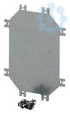 Montageplatte für Verteilergehäuse