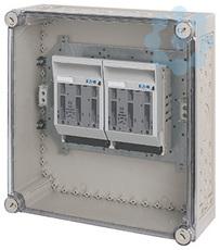 Щит изолированный с предохранителями NH00 100А 3p 375х375х250мм 2GSTA00/I44E EATON 67736 купить в интернет-магазине RS24
