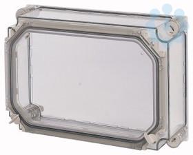 Дверь с прозрачной передней крышкой 250х375х141мм СА D200-CI43/T-NA EATON 012195 купить в интернет-магазине RS24