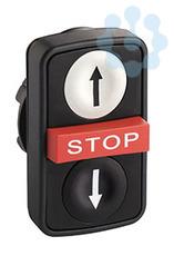 Головка для кнопки тройн. с маркир. SchE ZB5AA71124 купить в интернет-магазине RS24