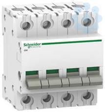 Выключатель нагрузки 4п iSW 32А SchE A9S60432 купить в интернет-магазине RS24