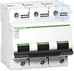 Выключатель автоматический модульный 3п B 63А C120H SchE A9N18423 купить в интернет-магазине RS24