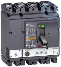 Выключатель авт. 4п MICR2.2 40А NSX100R (200кА при 415В 45кА при 690В) SchE LV433271 купить в интернет-магазине RS24