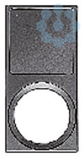 Держатель для маркировочной пластины 3SB 27х27мм Siemens 3SB39230AV купить в интернет-магазине RS24