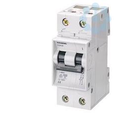 Выключатель автоматический модульный 2п C 16А 6кА Siemens 5SX22167 купить в интернет-магазине RS24