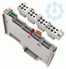 Модуль дискрет. ввода сигналов 4-канал.DC24 V10 ms с задержкой импульса 10мс WAGO 753-422 купить в интернет-магазине RS24